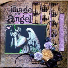 The Image of an Angel **Scraps of Darkness**