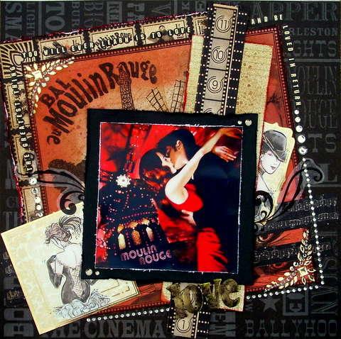 Moulin Rouge **Scraps of Darkness**