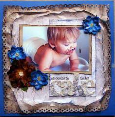 Chocolate Baby Cake *Scraps of Darkness*