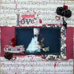 Vengance is love **Scraps of Darkness**