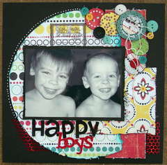 ~happy boys~