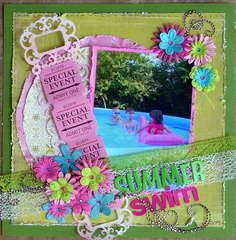 ~Summer Swim~