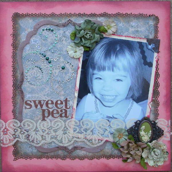 ~sweet pea~