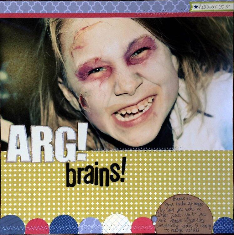 Arg! Brains!