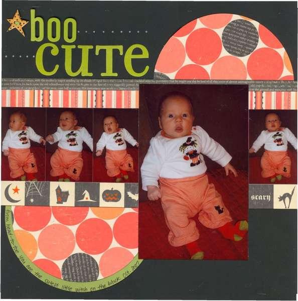 Boo Cute