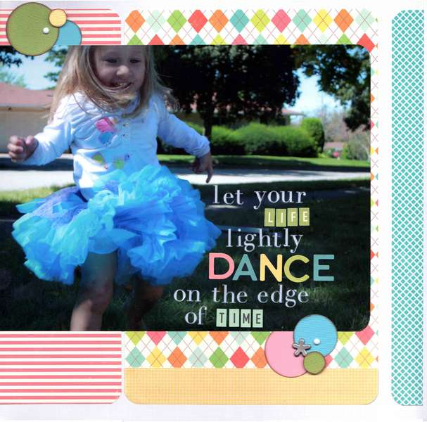 Let your life Dance