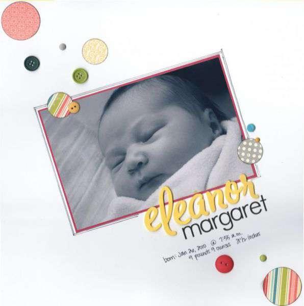 Eleanor Margaret