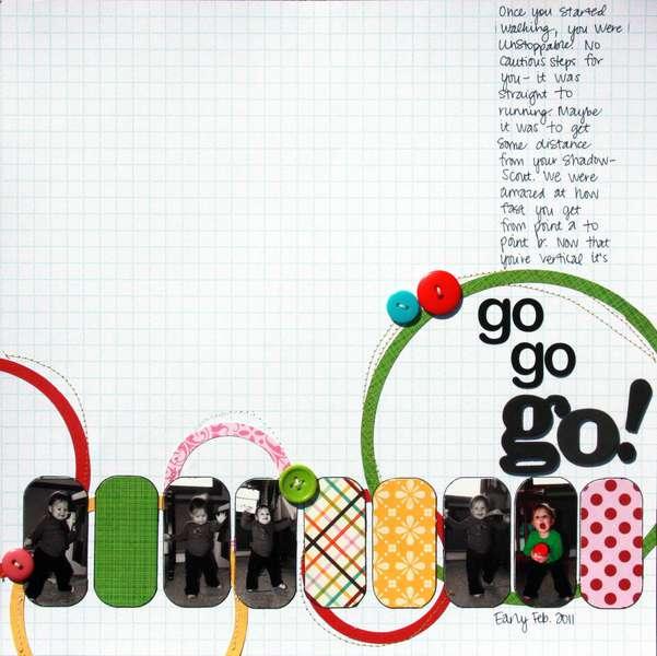 Go go Go!