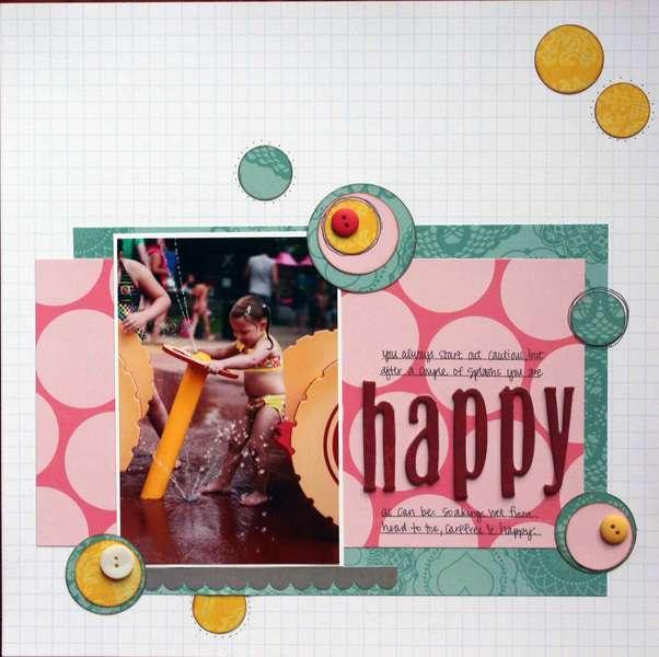 Happy *Inspired to Scrap jan/feb Kit*
