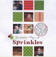 So Many Sprinkles (Kraft Girl Kits)