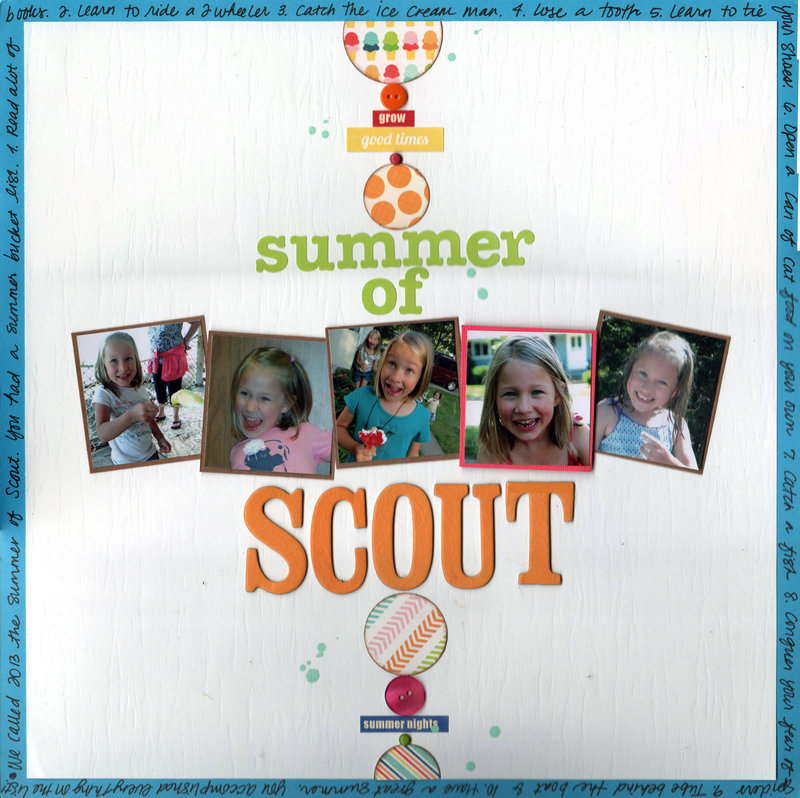 Summer of Scout
