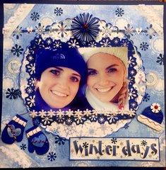 Wonderful Winter Sisters