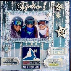 Snowmass, Colorado--Winter Ski Trip