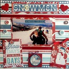 Snowmen Melt Your Heart - Snowmass 2015