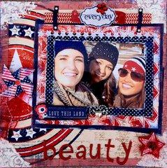 My American Beauties