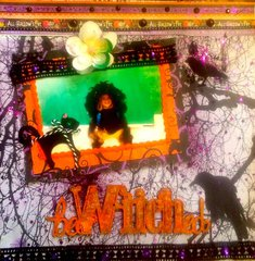 BeWitched- Halloween Becky- St. Ritas School