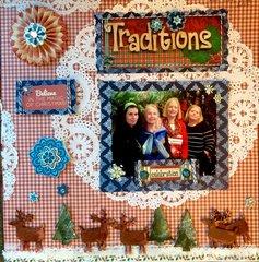 Traditions- Aunt Moo's Birthday