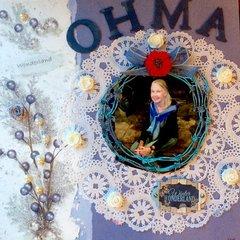 OHMA-  my mom