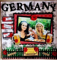 Beer Garden-Germany Prima and Paper House productions