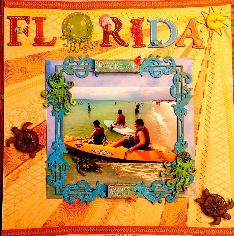 Florida Kayaking in Lover's Key Resort