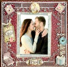 Engaged - Liz and Ryan Graphic 45