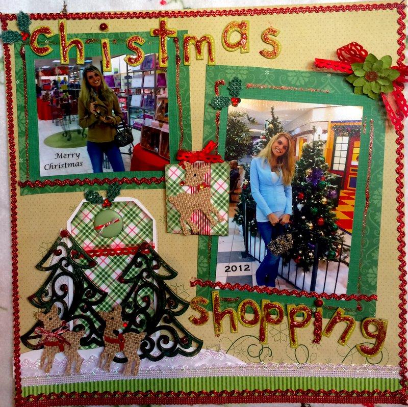 Christmas Shopping- Becky