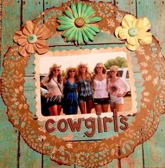 Cowgirls want to have fun
