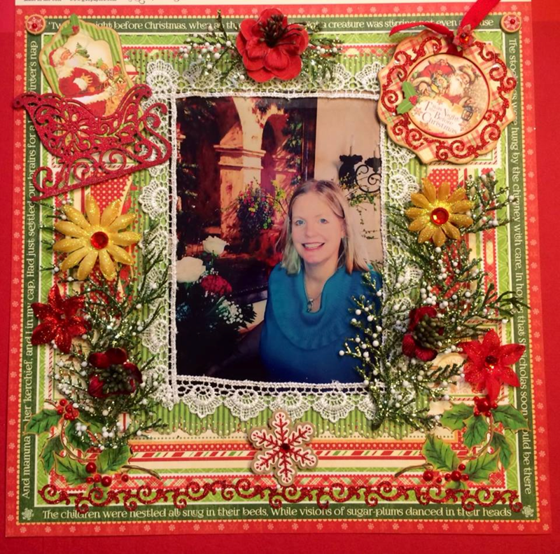 Merry Christmas Momma