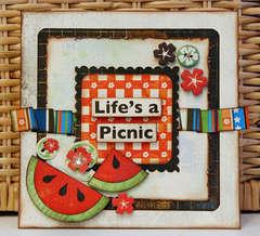 Life's a Picnic Invite