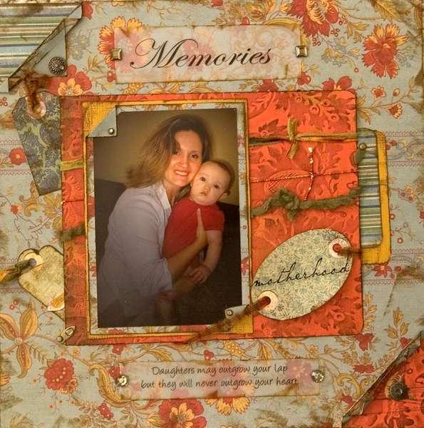 Mother Daughter Memories