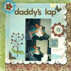 Daddy's Lap *BoBunny*