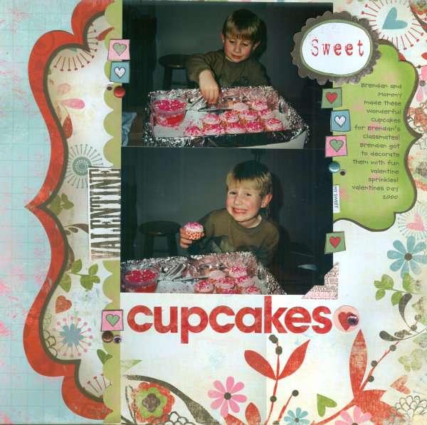 Cupcakes *BoBunny*