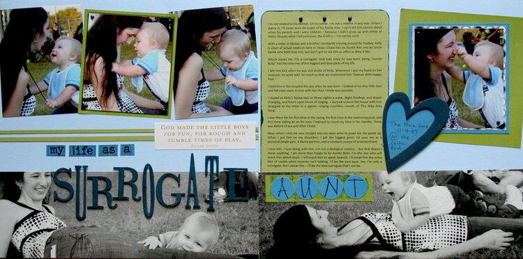 My Life As A Surrogate Aunt