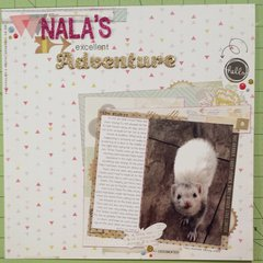 Nala's Excellent Adventure