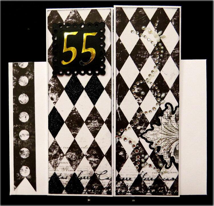 55th Anniv. Card