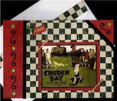 Cruden Bay Golf Card