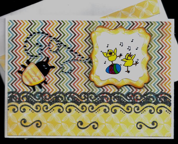 Easter Card Son