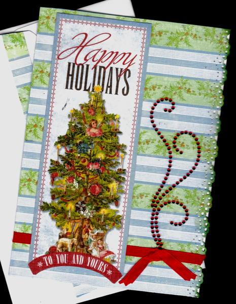 Happy Holidays Card 2