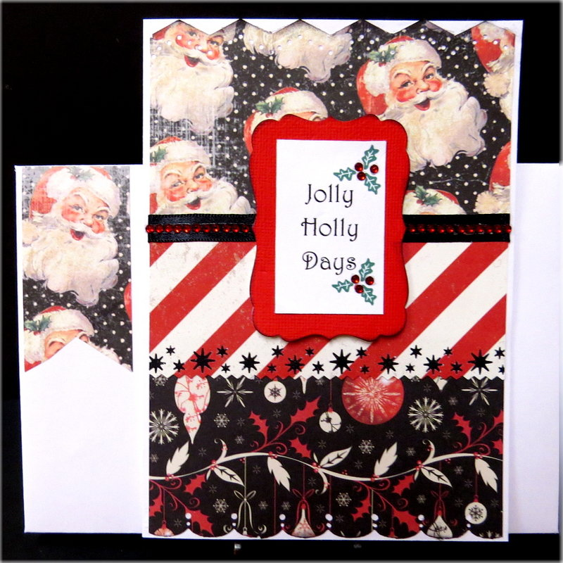 Jolly Holidays Card 02