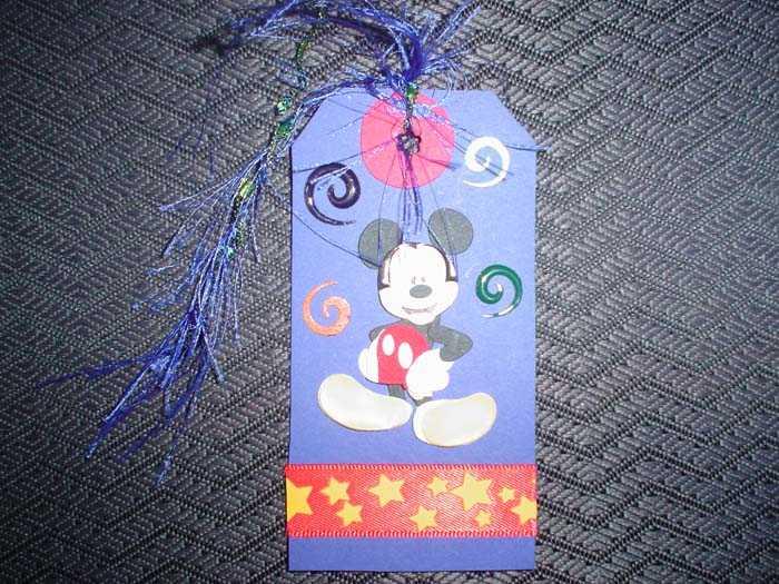 Mickey Tag
