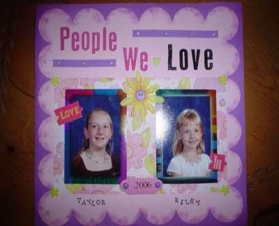 """""""People We Love"""""""