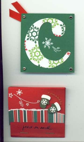Christmas Swap Items