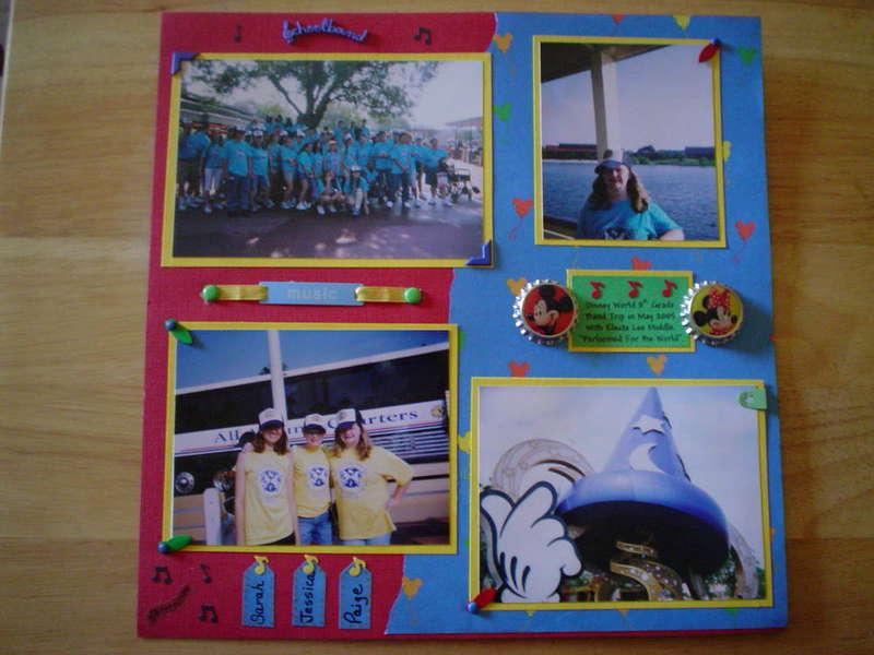 Disney Band Trip pg.2