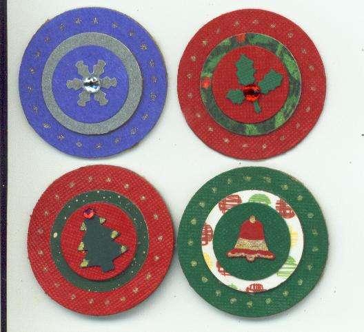 Chipboard Token/Poker Chips