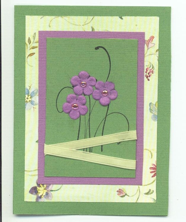 Card for friend