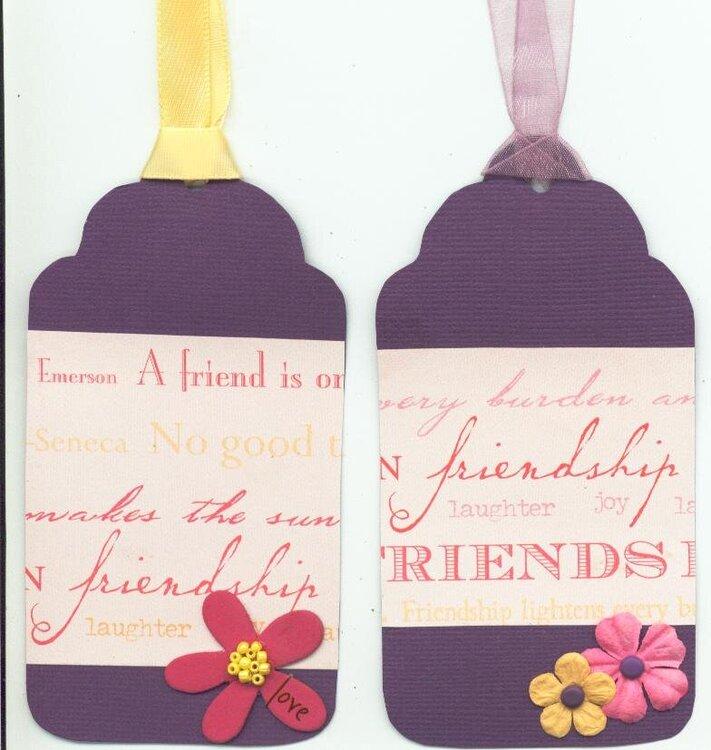 """""""Friend"""" Tags"""