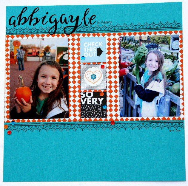 Abbigayle @Gobberts