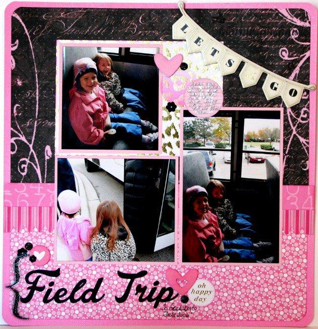 First Field Trip