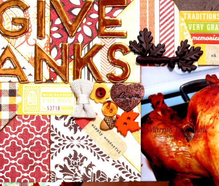 Give Thanks Up Cloes