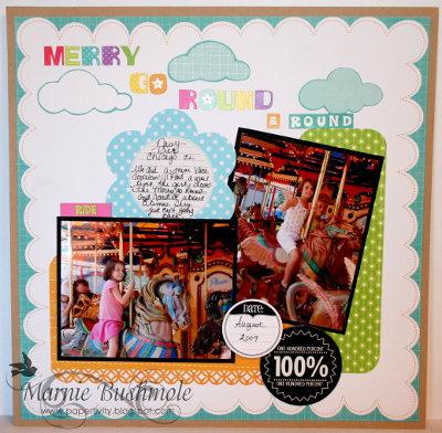 Merry Go Round & Round